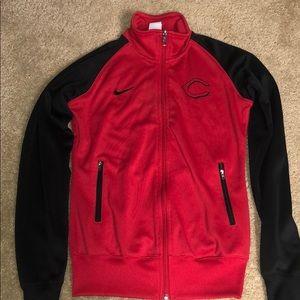Women's Nike Cincinnati Reds jacket